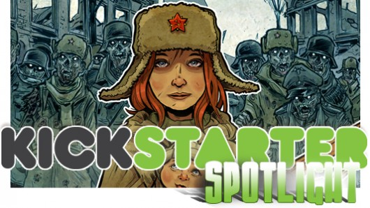 Kickstarter Spotlight: FUBAR: Mother Russia