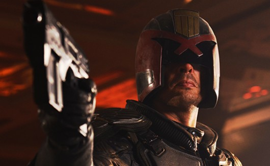 Streaming Review: Dredd