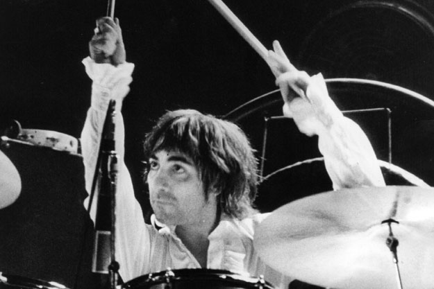 Rock And Roll Games >> Remembering The Amazing Who Drummer Keith Moon On The 35th ...