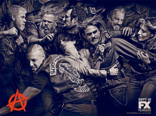 Sons Of Anarchy Season 6 promo