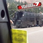 Fast and Furious 7 Set Photo 1