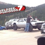 Fast and Furious 7 Set Photo 4