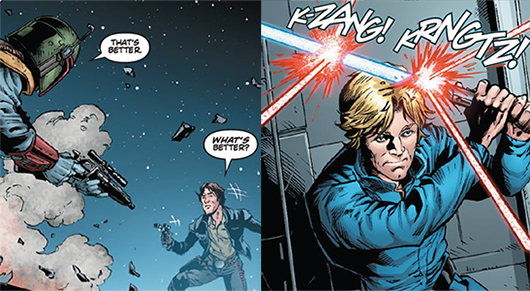Comic Review: Star Wars #9