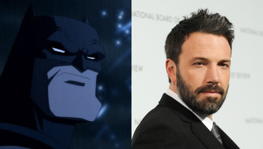 Ben Affleck Plays A Tired And Weary Batman