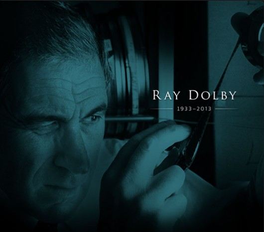 Remembering Ray Dolby 1933-2013