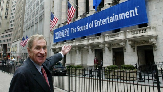 Ray Dolby - Dolby The Sound of Entertainment