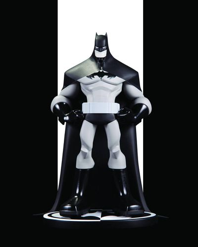 Batman Black & White Statue By Sean Galloway