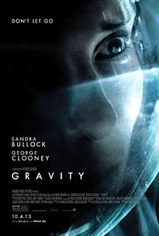 Movie Review: Gravity Poster
