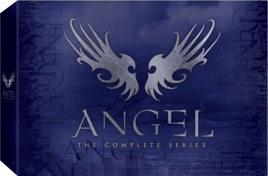 Angel: The Complete Series DVD box set