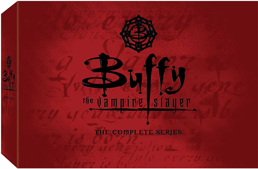 Buffy the Vampire Slayer: The Complete Series DVD box set