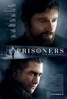 Movie Review: Prisoners Poster