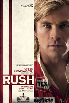 Movie Review: Rush Poster