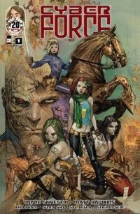 Cyber Force, Vol. 1