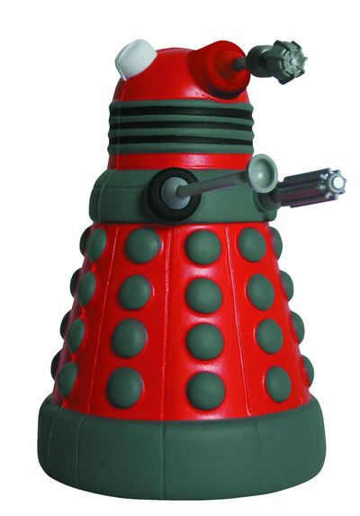 Underground Toys Doctor Who Red Dalek Stress Toy