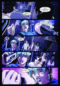Zoe: Out Of Time #2, Page 9