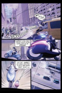 Zoe: Out Of Time #2, Page 8