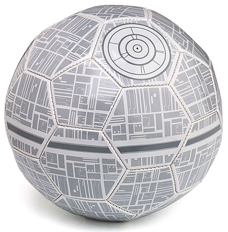 Limited Edition Star Wars Death Star Soccer Ball