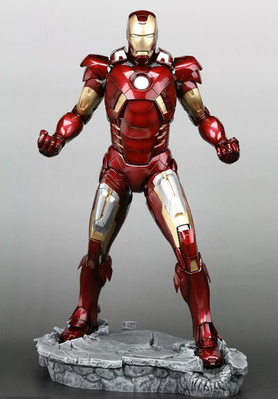 Kotobukiya Avengers Movie Iron Man Mark VII Artfx Statue