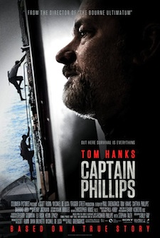 Movie Review: Captain Phillips Poster