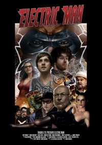 Electric Man movie poster