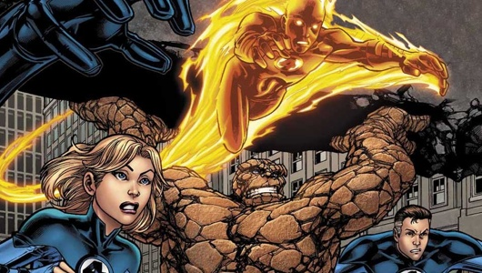 Fantastic Four Header