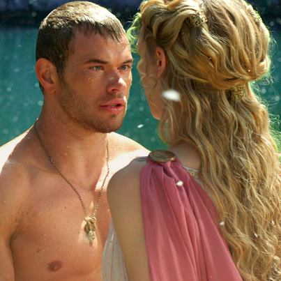 Hercules: The Legend Begins Kellan Lutz as Hercules Gaia Weiss as Hebe