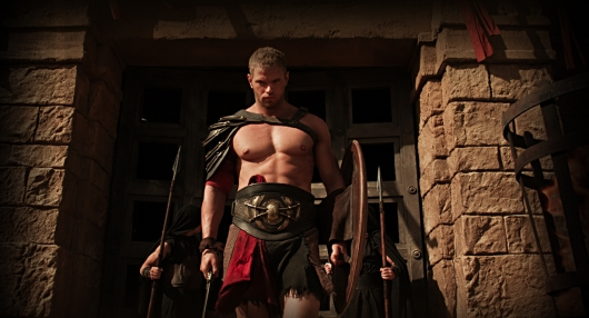 Hercules: The Legend Begins Kellan Lutz