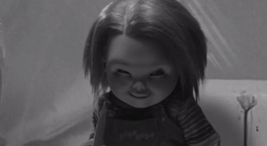 Child's Play Chucky Invades Psycho