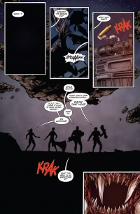 SDCC 2013: Legendary Comics: Shadow Walk preview page 04