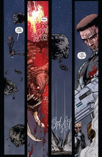 SDCC 2013: Legendary Comics: Shadow Walk preview page 10