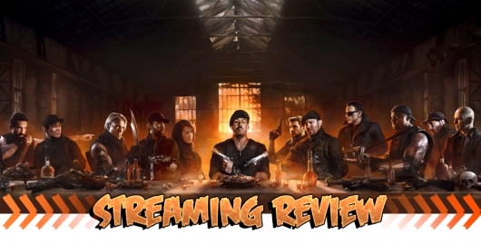 Streaming Review: The Expendables 2 banner