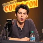 NYCC 2013: Teen Wolf panel: Dylan O'Brien 07