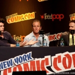 NYCC 2013: Teen Wolf panel 02