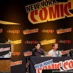 NYCC 2013: Teen Wolf panel 03