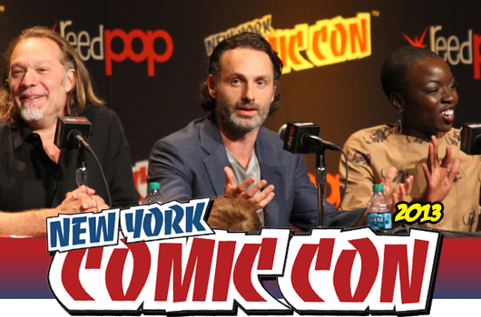 NYCC 2013: The Walking Dead panel