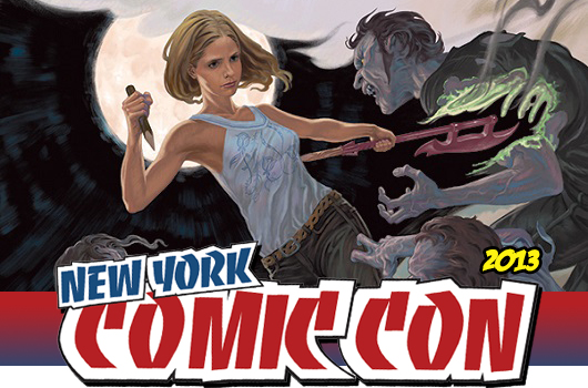 NYCC 2013: Dark Horse: Buffy the Vampire Slayer