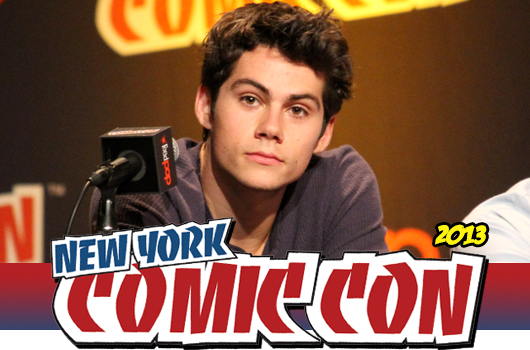 NYCC 2013: Teen Wolf panel