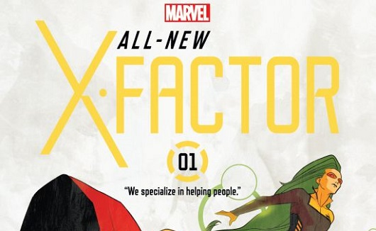 All-New X-Factor Banner