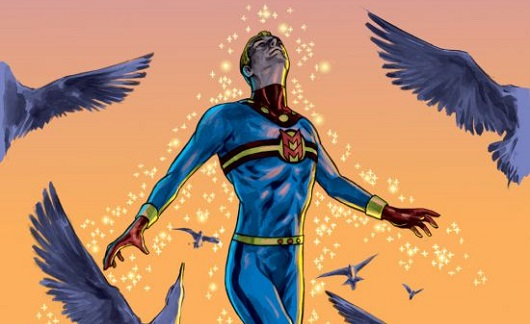 Miracleman by Mark Buckingham Banner