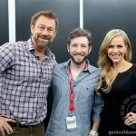 SDCC 2013: Maximus with Grant Bowler and Julie Benz of Defiance