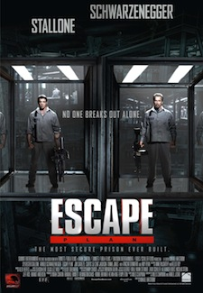 Movie Review: Escape Plan Poster