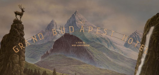 The Grand Budapest Hotel Header