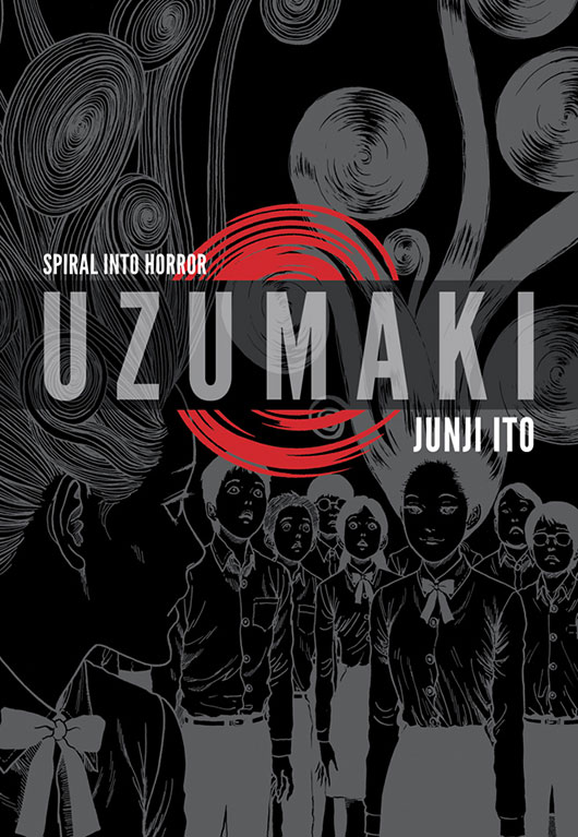 Uzumaki Deluxe Edition cover