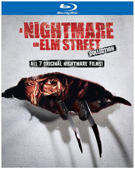 A Nightmare on Elm Street Collection blu-ray