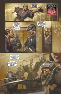 Bushido #5 preview page 02