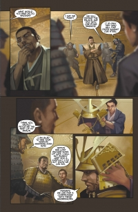 Bushido #5 preview page 04