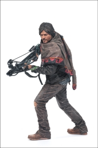 Daryl Dixon Walking Dead action figure from McFarlane Toys 01