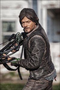 Daryl Dixon Walking Dead action figure from McFarlane Toys 07
