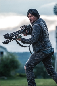 Daryl Dixon Walking Dead action figure from McFarlane Toys 10