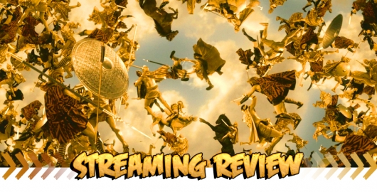 Immortals streaming review banner